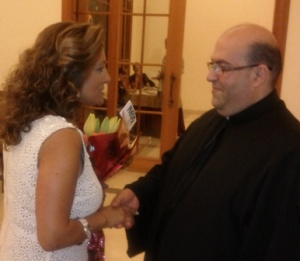 Father Boulos - Leila